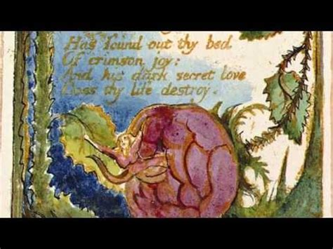 theme sick rose william blake william blake the sick rose youtube
