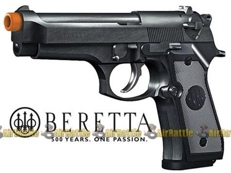 Korek Pistol Baretta Black 2274005 beretta 92fs airsoft pistol