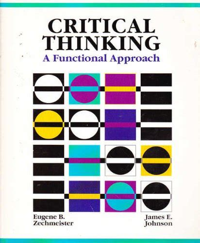 research methods and statistics a critical thinking approach biography of author eugene b zechmeister booking