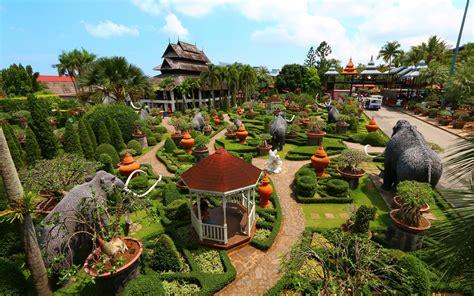 Nong Nooch Tropical Botanical Garden Explore Nong Nooch Tropical And Cultural Garden Thailand Tourism