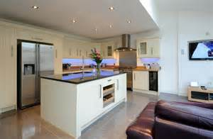How To Design A Kitchen Uk Barnes Interior Designs Kitchen Design