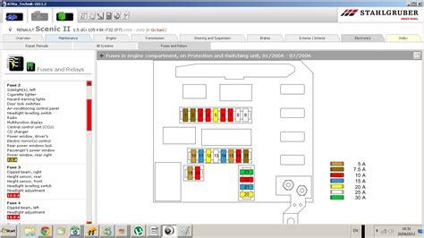 renault megane 2 wiring diagram style by