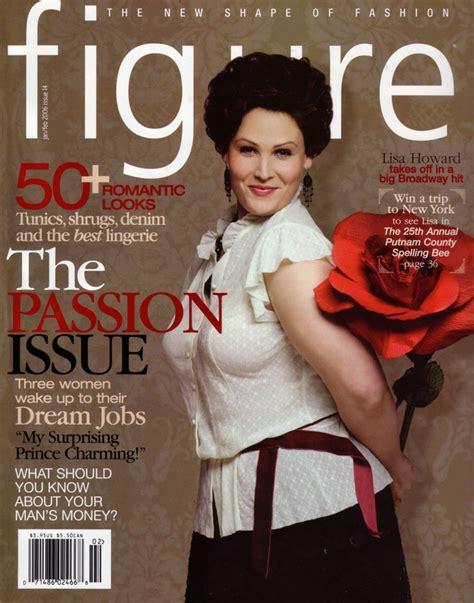figure magazine figure magazine cover publicity howard
