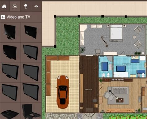 floor planning  interior design software