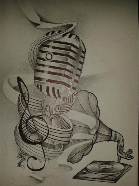 imagenes a lapiz musica superpost de dibujos arte taringa