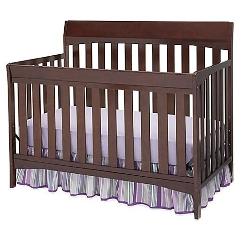 Buy Buy Baby Convertible Crib Convertible Cribs Gt Delta Remi 4 In 1 Convertible Crib In Chocolate From Buy Buy Baby