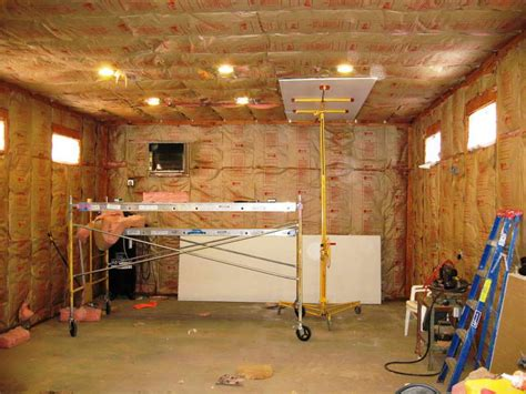 insulating a garage ceiling with room above best insulation for metal garage door 2017 2018 best cars reviews