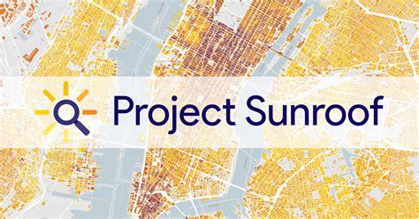 google project sunroof google project sunroof บอกได บ านค ณโดนแดดแค ไหน
