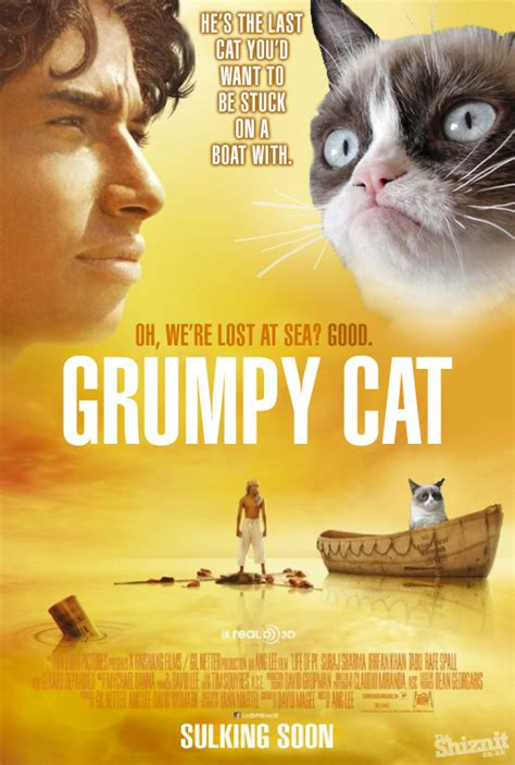 Meme Movie Posters - if internet memes were movie stars movie feature