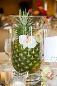 pineapple centerpieces ideas pineapple centerpiece event styling ideas