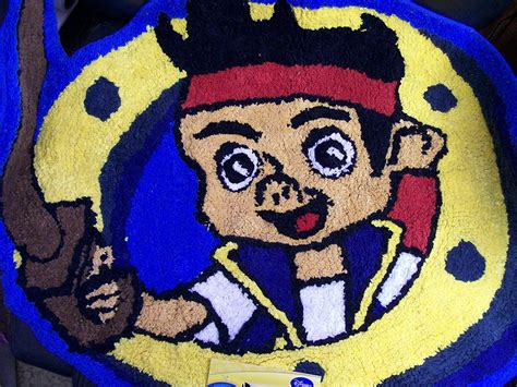 Disney Jake And The Neverland Rug - jake and the neverland light baby