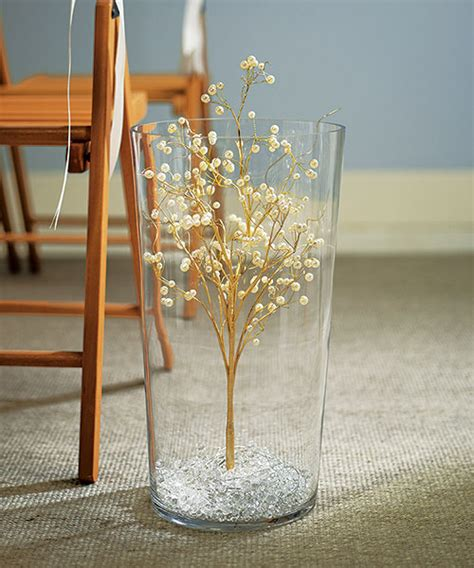 wedding table decorations pearl tree centerpiece