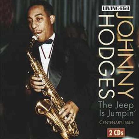 johnny hodges the jeep is jumpin cdajs2021 jazz cd