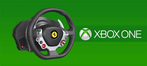 volanti xbox one volante thrustmaster tx racing wheel xbox one