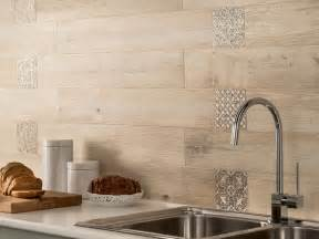 wood plank kitchen backsplash home design ideas