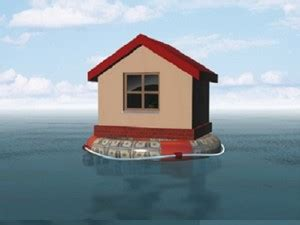 too many homeowners drowning with underwater mortgages