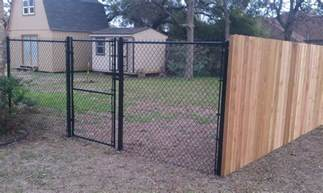 diy privacy fence a great way to ensure your privacy and finances