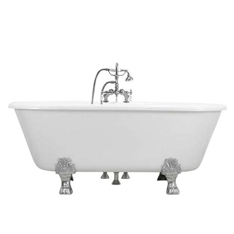 Bathtub With Claw by Ended Acrylic Claw Tub Package The Loo Store