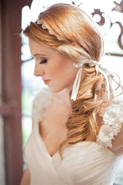 bridal hairstyles ponytail 20 breezy beach wedding hairstyles