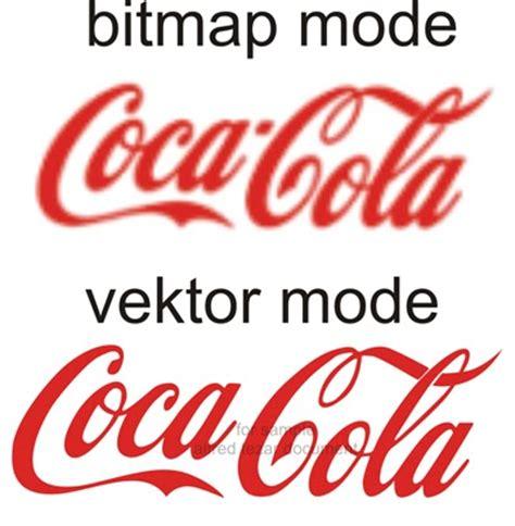 perbedaan desain grafis vektor dan bitmap perbedaan bitmap dengan vektor menggambar vektor