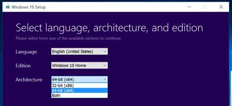 install windows 10 x64 how to switch from 32 bit windows 10 to 64 bit windows 10