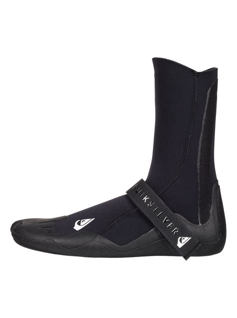 surf boots 3mm syncro surf boots eqyww03009 quiksilver