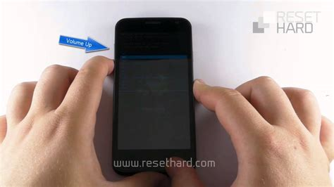 how to hard factory reset a vizio smart tv how to hard reset vodafone smart 4 mini youtube
