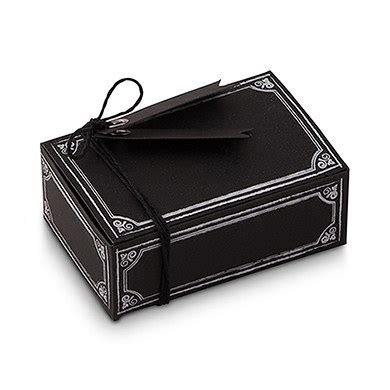 Wedding Box Kit by Chalkboard Favor Box Kits 10 Weddingstar