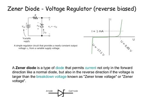 zener diode knee lecture5 diode circuits 1