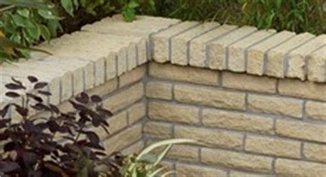 Reconstituted Stone Walling   Jewson