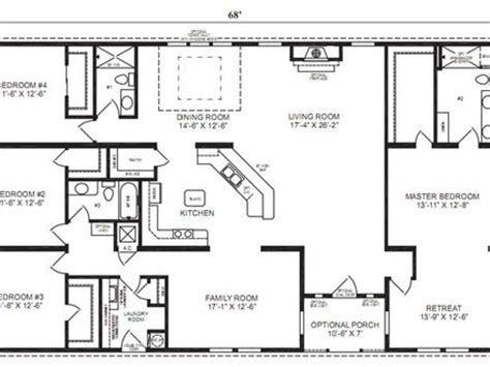 wide mobile home floor plans duplex house plans 5 bedrooms 3 bedroom duplex floor plans