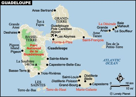 guadeloupe diving information scuba diving resource