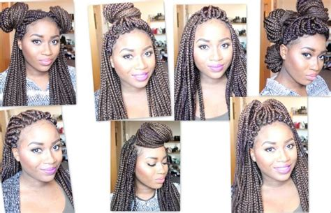are box braids heavy 7 styling ideas for heavy braids video galleries