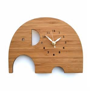 wooden clocks wooden clock ideas with animal themed home design and interior