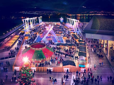 vancouver christmas market relocates to jack poole plaza