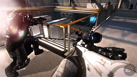 Coop Ps3 by Syndicate New Cooperative Gameplay Screenshots From Ea S