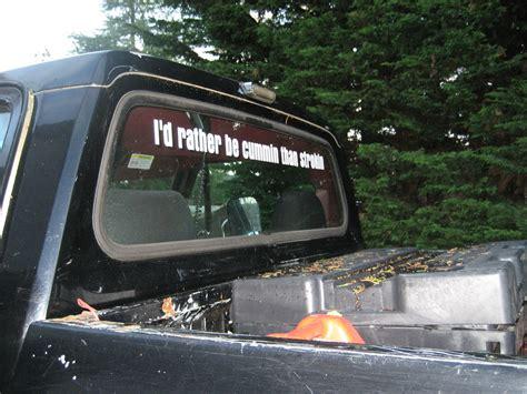 dodge cummins stickers stickers dodge diesel diesel truck resource forums