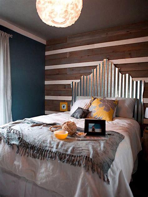 schlafzimmerwand leuchter bett kopfteil interessante designs f 252 r ein attraktives