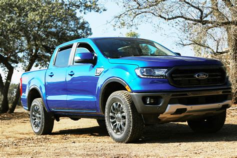 ford ranger review ford takes aim   tacoma gear patrol
