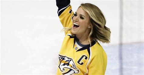 Carrie Underwood Isnt Into Cowboys by Carrie Underwood Isn T Happy With The Officials In 2