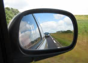 Use Of Blind Spot Mirror by Street Level Fix Your Mirrors