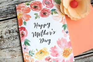 pretty floral s day cards lia griffith