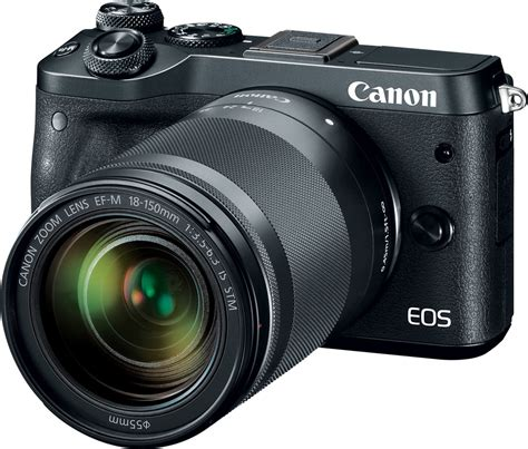 Kamera Canon M6 canon eos m6 review now shooting
