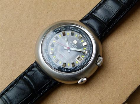 Jam Tissot Seri 7431 jam tangan for sale tissot navigator t12 automatic worldtimer sold