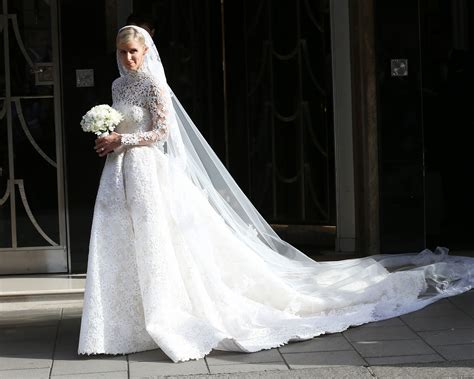 Empire Carpet History by 29 Iconic Celebrity Wedding Dresses Most Memorable