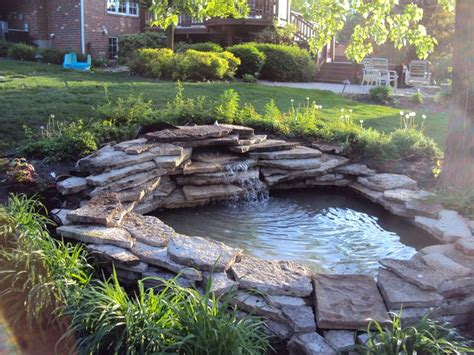 How To Build A Backyard Pond And Waterfall by 17 Best Ideas About Small Backyard Ponds On Small Garden Ponds Pond Waterfall And