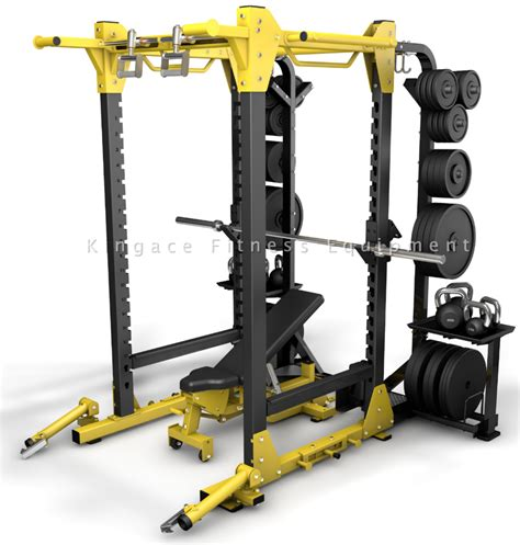 Western Upholstery Fitness Equipment Hammer Strength Hd Elite Power Rack