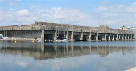 u boat pens saint nazaire submarine base wikipedia
