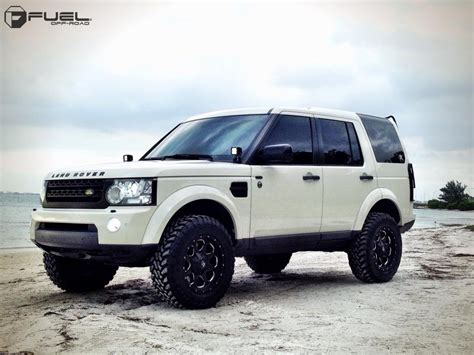 land rover lr4 lifted land rover lr4 boost d534 gallery fuel road wheels