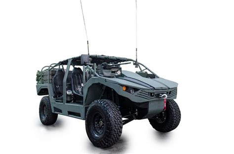 Spider Strike Vehicle wheeled vehicles st kinetics gtds